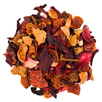 Hibiscus Blueberry Full-Leaf Tea -500gm