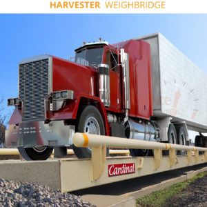 Concrete platform weighbridge for long time operation installation by experts Kampala