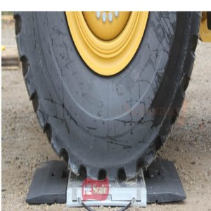 Heavy duty axle scales in Kisoro Uganda
