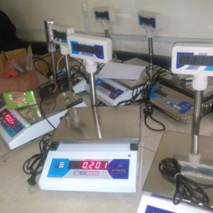 Digital Precision Industrial Weighing Scales