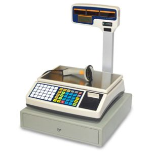 Retail Bar Code Printing Label Scales supplier