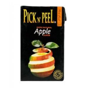 PICK AND PEEL JUICE -APPLE