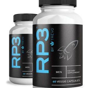 RP3 Full Dose For Men 200 Capsules