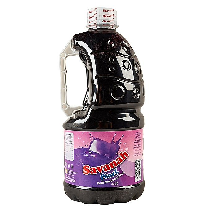 SAVANAH PUNCH JUICE 2 LITERS