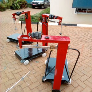 Buy large mechanical platform weighing scales with long ramp for business on sale Kampala