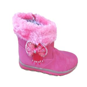 GIRLS FANCY PINK BOOT