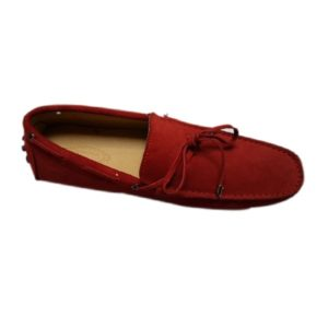 TODS MEN SUED MOCCASINS