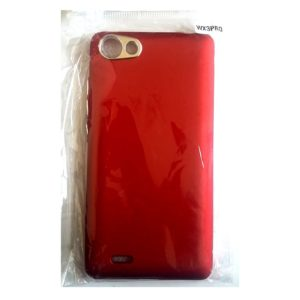 TECNO WX3 PRO RED COVER