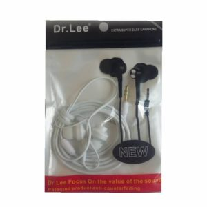 DR LEE ORIGINAL EARPHONES