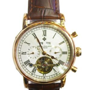 Patek Philippe Grand Complications Mechanical (Hand-Winding) Silver Dial Men's Watch