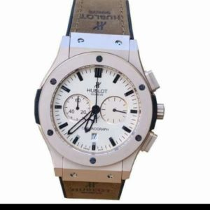 HUBLOT ORIGINAL LEATHER MEN WATCH