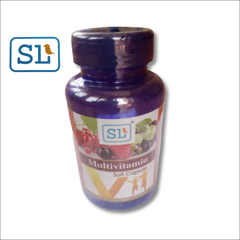 Multi Vitamin Soft Capsules