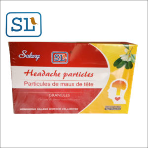 Headache Particles Granules