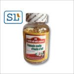 Garlic Oil Soft Capsules
