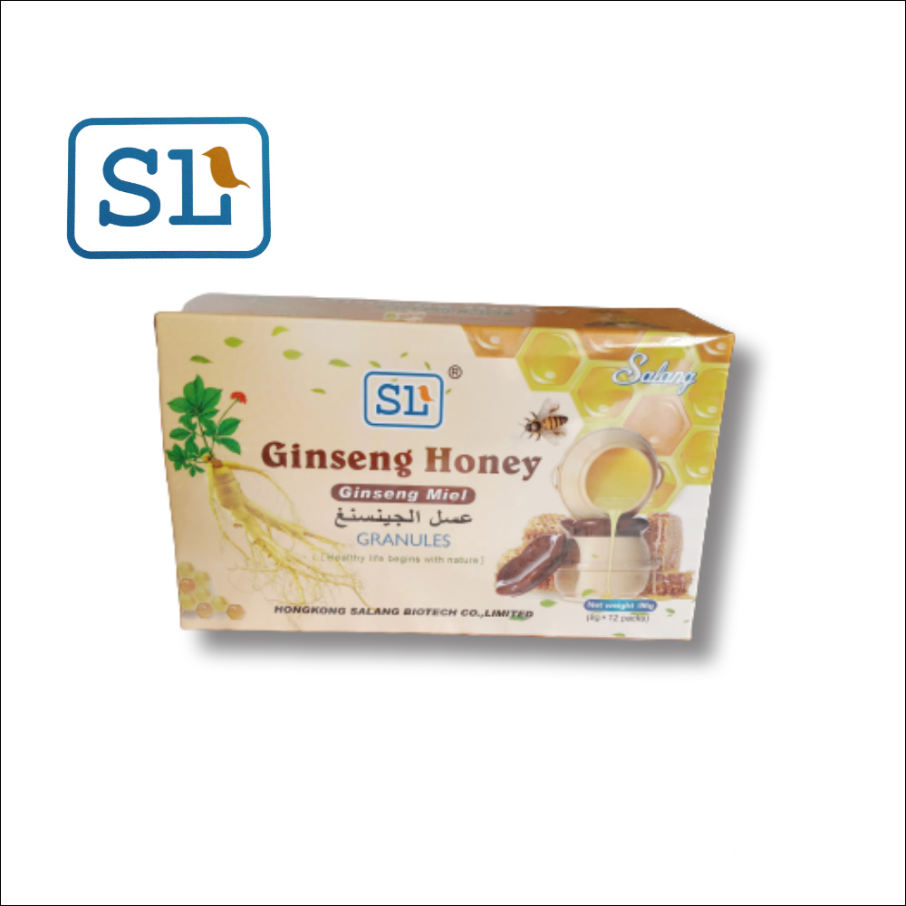 Giseng Honey Granules