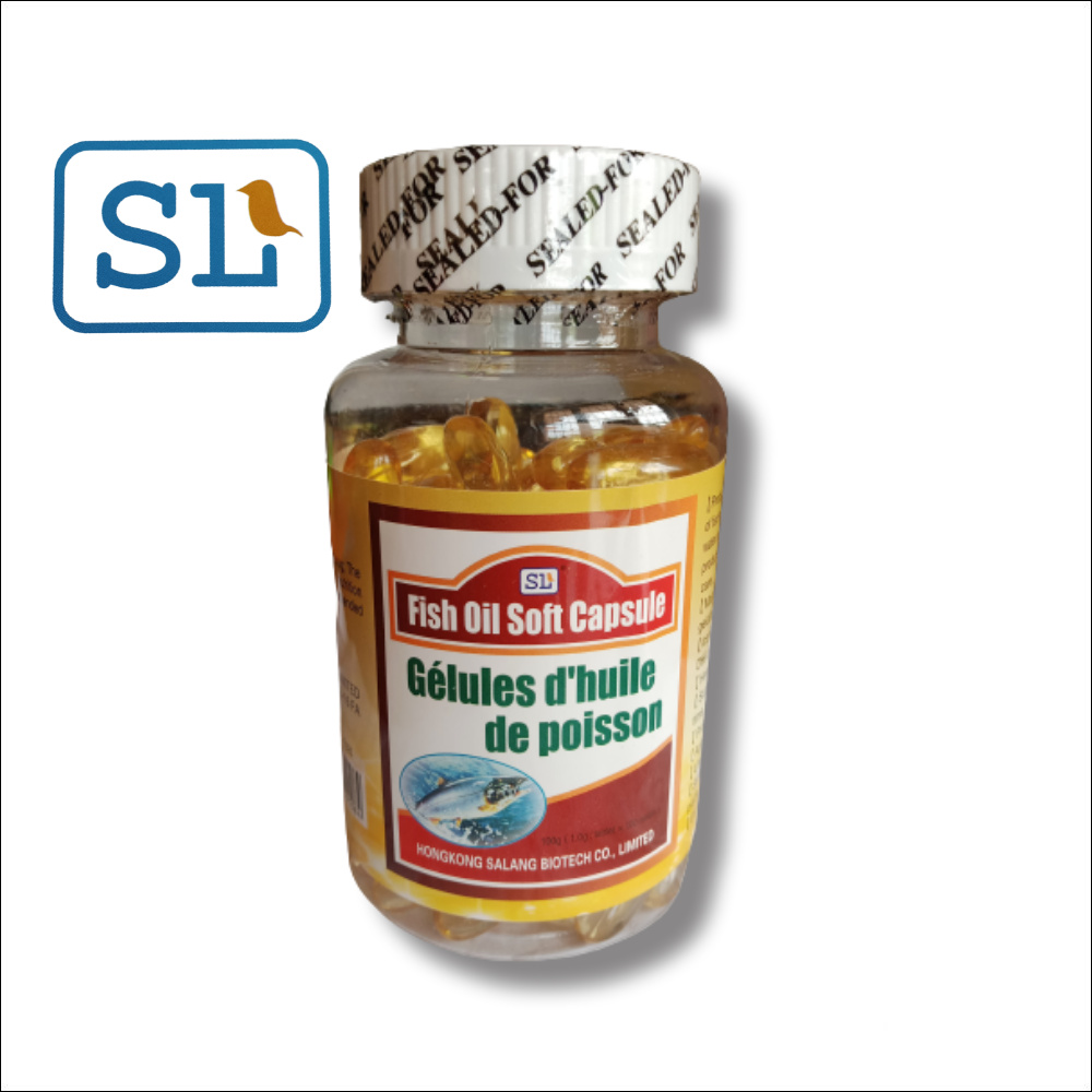 Fish Oil Soft Gel Capsule