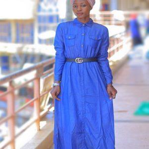 Women Long Casual Dress