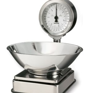 Stainless steel table top weighing scales