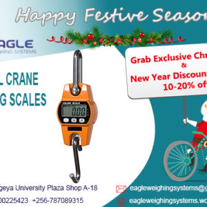 50kg Portable Travel hanging scale luggage scales