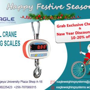 OCS electronic balance luggage scales