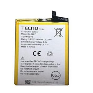 Tecno Replacement Battery For Camon CX
