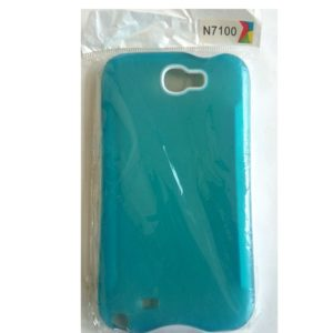 NOTE 2 SAMSUNG COVER -BLUE