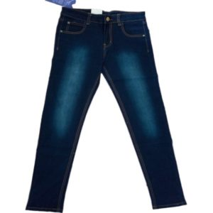 Blue Simple Denim Jean For Men