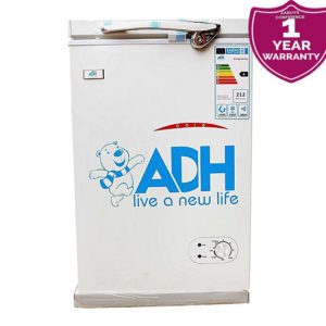 ADH BD-150 Liters - BD40-QA50/BD9015 Chest Freezer - White