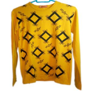 Starboy Yellow Long Sleeve T-shirt