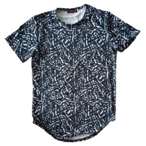 Amitis Men Embroided T-Shirt