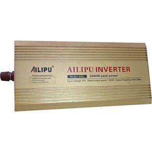 AIilipu Inverter 3000W Peak Power DC - AC Inverter 408L - Gold Coated