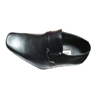 MEN CLASSIC GENTLE BLACK SHOES