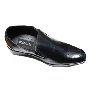 BOSI KADI MEN GENTLE BLACK SHOES