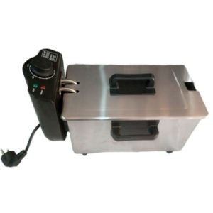 Stainless Steel Chips Deep Frier