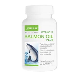 NEOLIFE Salmon Oil III Dietary supplement 60Capsules