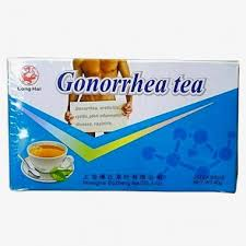 GONORRHEA TEA