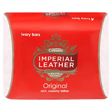 IMPERIAL LEATHER SOAP 125GM