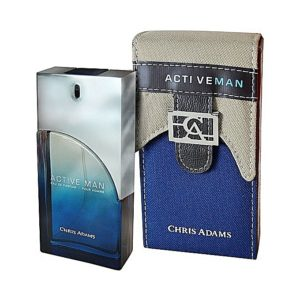 CHRIS ADAMS Active Man - EDP 100ml  Perfume