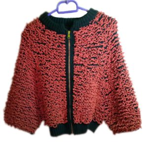 Ladies Embroided Jacket