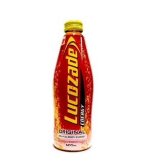 LUCOZADE ORIGINAL 600ML