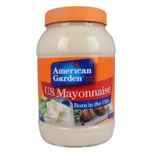 American Garden Mayonnaise 885Ml