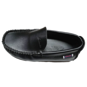 BOYS ORIGINAL CLARKS BLACK SHOES