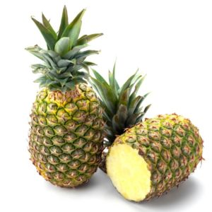 The Healthy Butcher Organic Pineapple