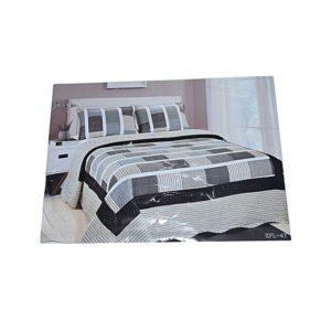 6×6 Multicoloured Bed Cover.
