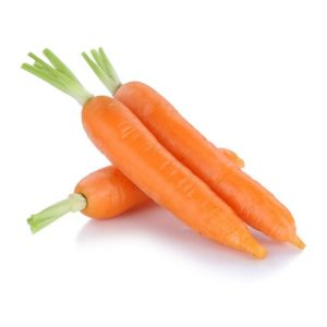 Fresh  Carrots 6Pcs
