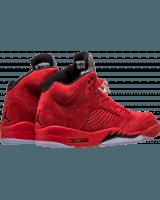 Nike Air Jordan Red Suede