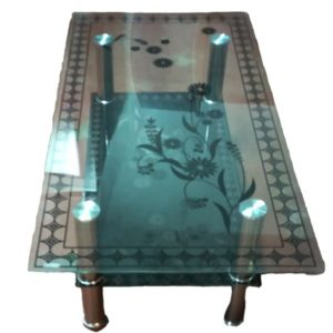 House Glass Table