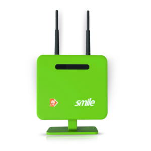 4GLTE Smile router