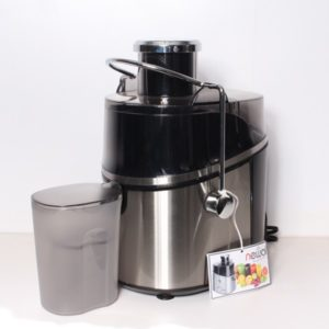 Newal NWL-6175 Juice Extractor - Black, Silver
