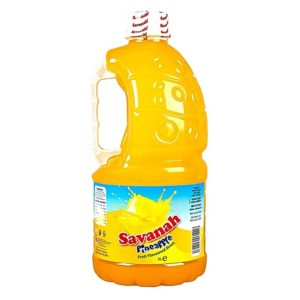 SAVANAH PINEAPPLE JUICE 2 LITERS
